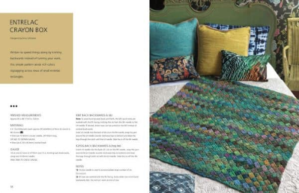 Timeless Noro Classics Knit Blankets yarn projects