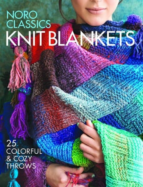 Timeless Noro Classics Knit Blankets