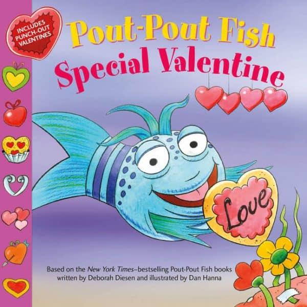 Pout-Pout Fish Valentine's