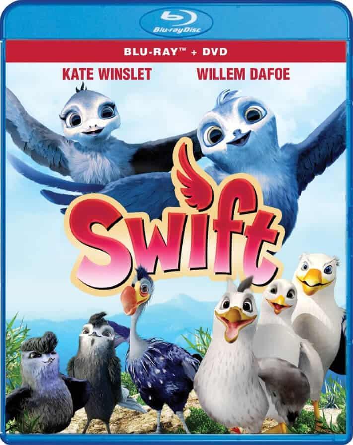SWIFT Bluray/DVD Combo - Pausitive Living