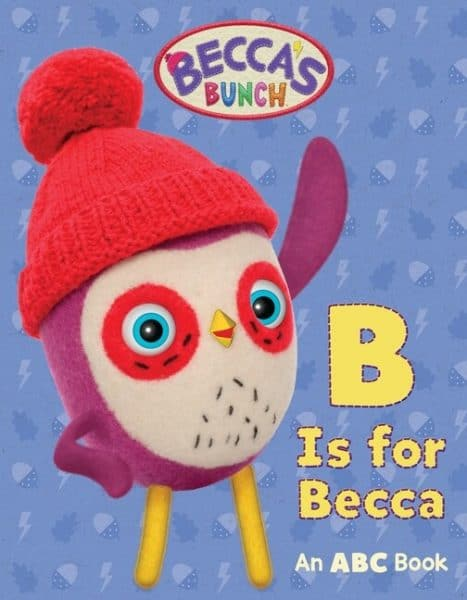 Becca's Bunch B is for Becca storybooks