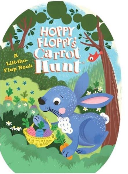 Hoppy Floppy's Carrot Hunt storybooks