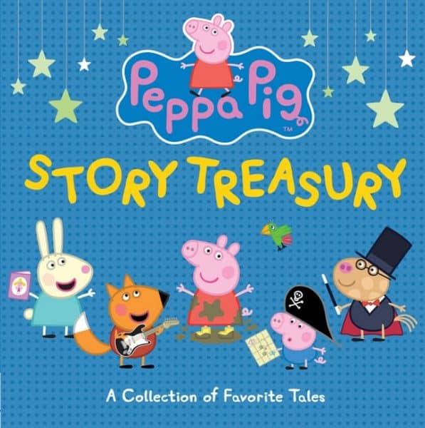 Peppa Pig Story Treasury Storybooks