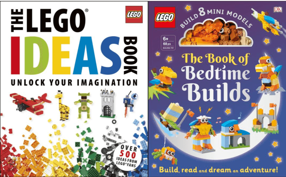 online contests, sweepstakes and giveaways - LEGO Bedtime Builds and Ideas Book Prize Pk - Pausitive Living