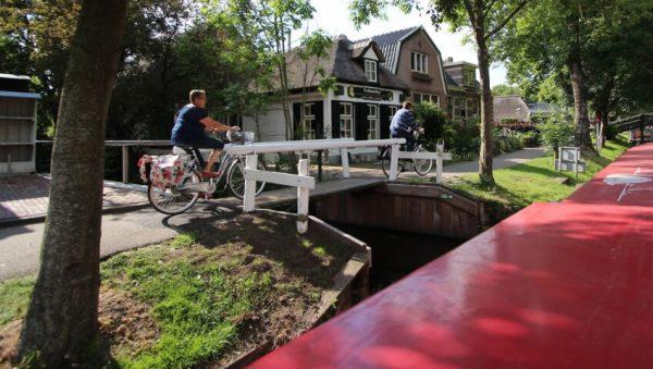 Geithoorn biking