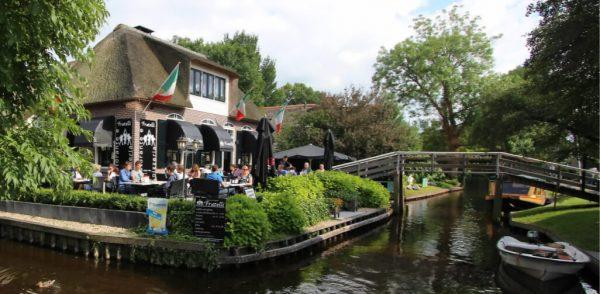 Geithoorn restaurants