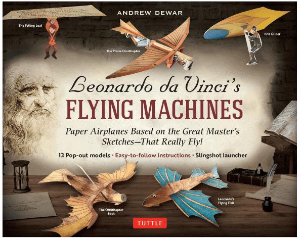 Origami with Leonardo da Vinci Prize Pk - Pausitive Living