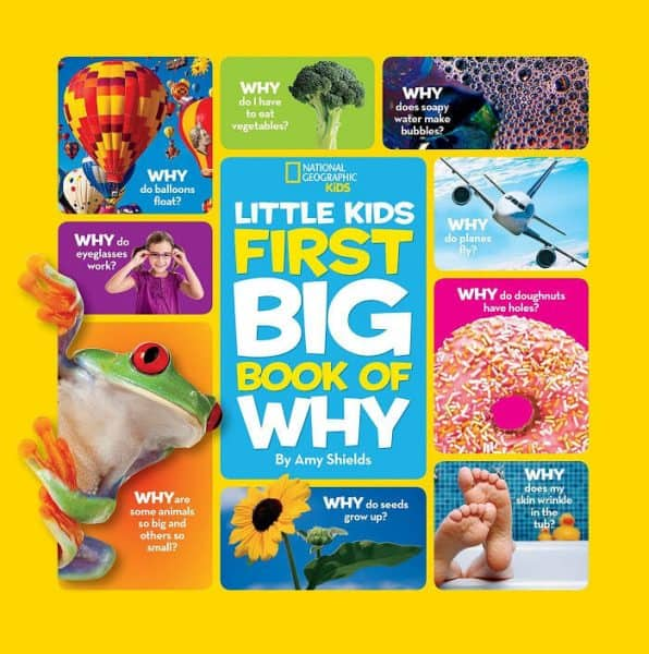 National Geographic Kids Big Book of Why