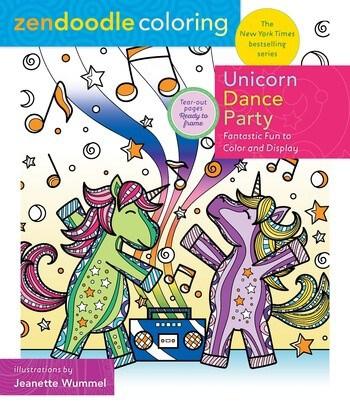Zendoodle Unicorn Dance Party
