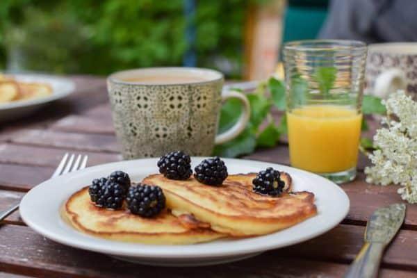 Blackberry Pancakes - Pixabay