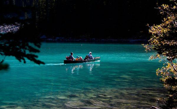 Morraine Lake - Banff - Pixabay