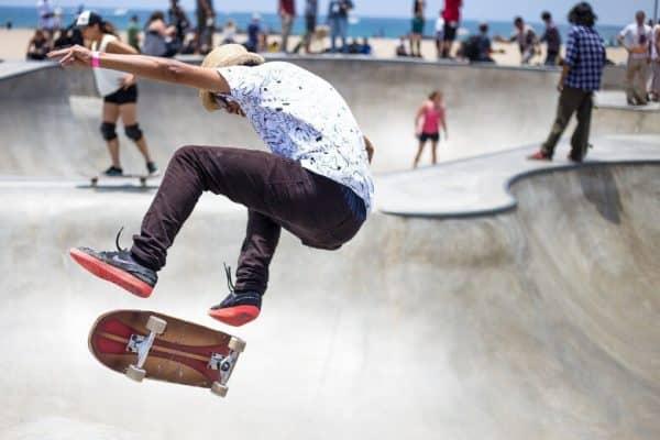 Skater park - Pixabay