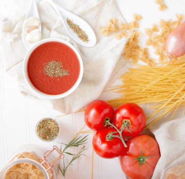 Tomatoe soup - unsplash