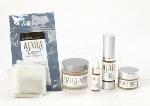 Ajara complete eye care rituals set for the ultimate in eye care